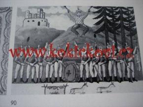 Československé lidové malířství na skle