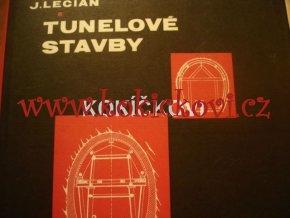 TUNELOVÉ STAVBY 1959
