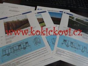 Katalog nákladních vozů ČD 1994