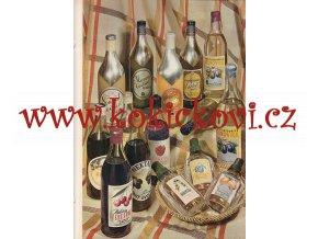 Katalog lihovin - WHISKEY RUM SLIVOVICE BRANDY VIZOVICE 1954