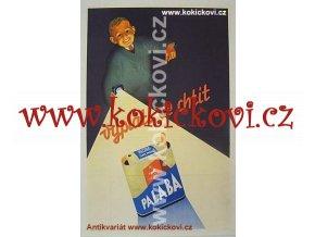 REKLAMNÍ PLAKÁT PALABA ZDENĚK RYKR 1936 ORIGINÁL