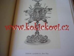 CHRÁMOVÝ POKLAD U SV. VÍTA V PRAZE 1903 600STRAN