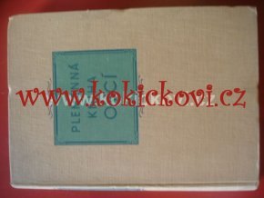 PLEMENNÁ KNIHA OVCÍ NÁKLAD 900KS 1958; 604 STRAN