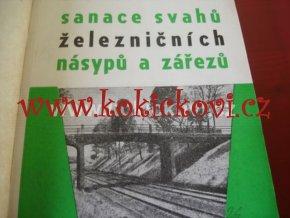Sanace svahů železničních náspů a zářezů - náklad 1000ks!