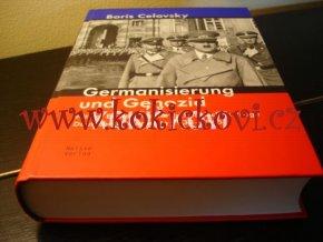 Bořivoj Čelovský Germanisierung und Genozid - česká otázka