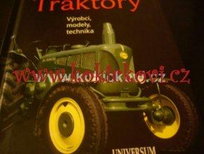 Traktory - kapesní katalog FIAT FORSON BELARUS ZETOR 4511 ATD.