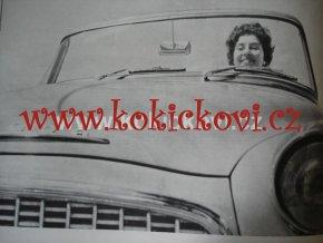AUTOMOBILY A MOTOCYKLY ČSSR TATRA 603 JAWA MANET ČEZETA RTO LUX