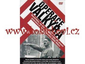 OPERACE VALKÝRA FILM DOKUMENT 93 MINUT DVD