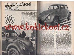 Svět motorů - Volkswagen včera a dnes