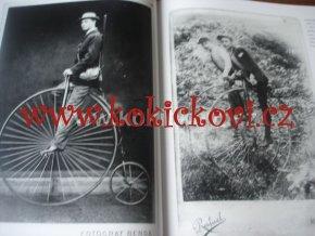 ČESKÝ SPORT 1862-1914 NAPŘ. VYSOKÁ KOLA BOX LYŽE ATLETIKA AJ