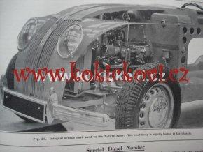 The Automobile Engineer Volume XXVII 1937 in English