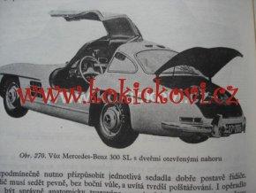 Automobily s motorem vzadu - SNTL 1966 STRAN 352 J. Mackerle