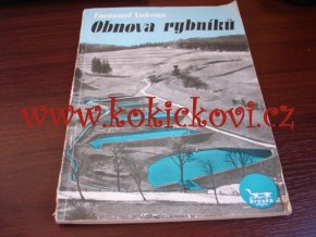OBNOVA RYBNÍKŮ VOKOUN 1948