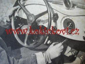 AUTOMOBIL PRO KAŽDÉHO (40-LÉTA) BENEŠ