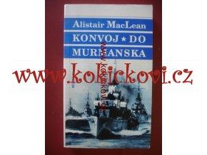 KONVOJ DO MURMANSKA MACLEAN MF 1994 STRAN 350