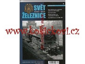 ČASOPIS SVĚT VELKÉ I MALÉ ŽELEZNICE 4/2012