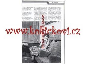 ČASOPIS SVĚT VELKÉ I MALÉ ŽELEZNICE 4/2009