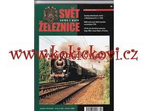 ČASOPIS SVĚT VELKÉ I MALÉ ŽELEZNICE 2/2008