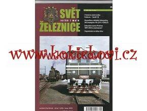 ČASOPIS SVĚT VELKÉ I MALÉ ŽELEZNICE 1/2013