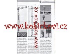 ČASOPIS SVĚT VELKÉ I MALÉ ŽELEZNICE ÚNOR 2007
