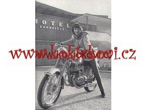CZECHOSLOVAK MOTOR REVUE - 11/1967 JAWA CZ