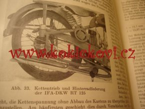 DDR Motorrad Handbuch 1953 IFA AWO BMW NSU MOTOCYKL