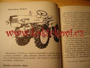 Katalog lesnických mechanizačních prostředků 1974