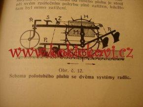 MALÉ MOTOROVÉ PLUHY V NAŠICH POMĚRECH PRAHA 1923