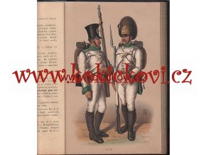 Stručné dějiny císařsko - královského pěšího pluku číslo 54