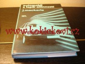 AUTOMOBIL S LEPŠÍ ÚČINNOSTÍ JULIUS MACKERLE SNTL 1985