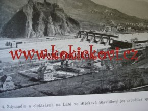 Stav vodních cest ČSR SEVERNÍ, BALTICKÉ A ČERNÉ MOŘE STUDIE 1937