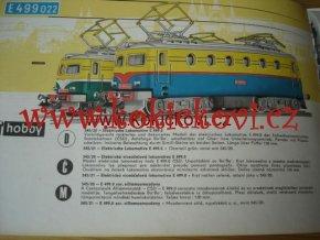 KATALOG MAŠINEK TT 1969-70 LOKOMOTIVY VAGÓNKY
