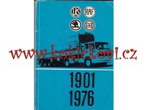 75 let výroby užitkových automobilů v Svč. kraji 1901-1975