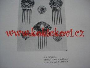 Dílo IV List věnovaný tvorbě české dekorativní secese 1906