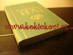 Československý háj 14.ročník 1937 myslivost lesnictví