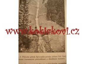 LESNICKÁ PRÁCE - 7. ROČNÍK  1928 pěkný stav