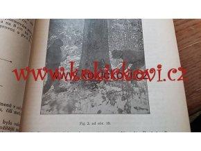 LESNICKÁ PRÁCE - 11. ROČNÍK  1932 pěkný stav