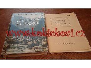LESNICKÁ GEOLOGIE STEJSKAL 1956