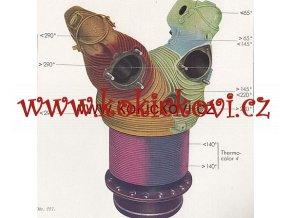 Vzduchem chlazené vozidlové motory TATRA 87 111 TATRA 603