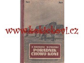 Poradnik chowu koni > Hroboni Pruski Varšava 1954 polsky