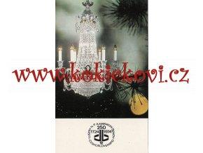 BOHEMIAN CRYSTAL CHANDELIERS 1724-1974 - 250 LET PODNIKU
