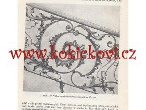 Umělecké zámečnictví Baumgartner: 215 stran, SNTL 1961