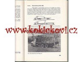Mechanizační prostředky v lesnictví Petříček 1984