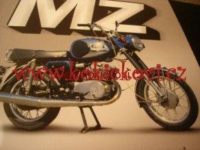 Opravy dvoutaktních motocyklů MZ - Modely ETZ, TS, ES, ETS 125-2