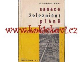 Sanace železniční pláně - náklad 1500ks!