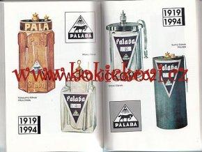 Světlo & stín. 75 let firmy Palaba - Milan Stompfe 1994