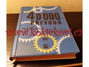 40 000 PŘEVODŮ SNTL 1961 V. KLEPAL
