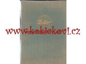 Katalog náhradních dílů Zetor 25 25A 25K FORMÁT A4 ORIG 1959