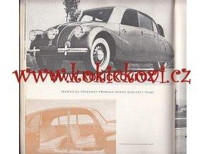TATRA 1897-1947 DĚJINY TATRA 87 TATRAPLAN SLOVENSKÁ STRELA