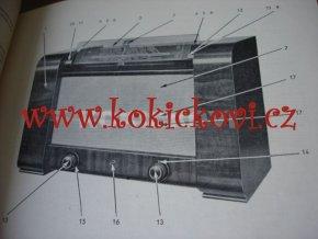 TESLA T 845-45 A-X BESEDA NÁVOD PRO PŘÍSTROJE